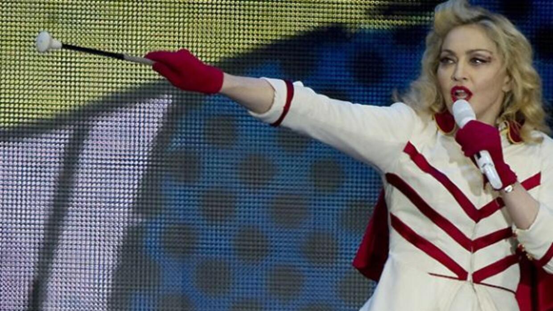"""Madonna donará sus """"garritas"""" para ponerlas a subasta y así recauden fon..."""