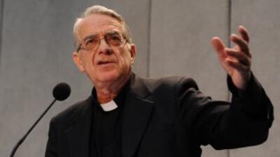 El portavoz vaticano, Federico Lombardi, dijo este miércoles que los car...