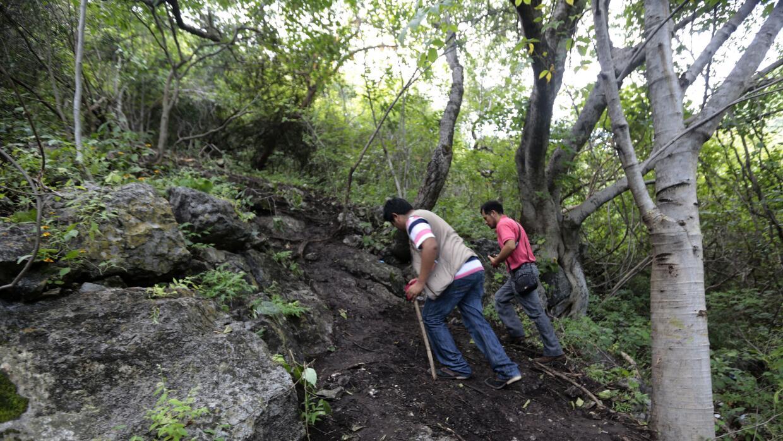 Fosas clandestinas Guerrero (Imagen de archivo)