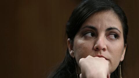 Rosa María Payá promueve la iniciativa Cuba Decide para qu...
