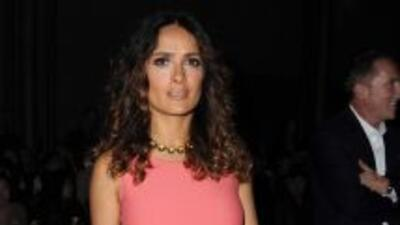Salma Hayek moda look