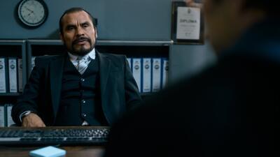 Noé Hernández es Pedro en 'La Hermandad'.