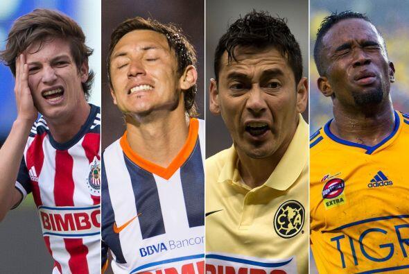 Ahora que se cerró el mercado de fichajes entre clubes de la Liga MX, ex...