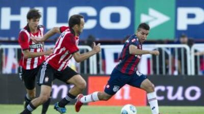San Lorenzo igualó sin goles con Estudiantes y se quedó con las ganas de...
