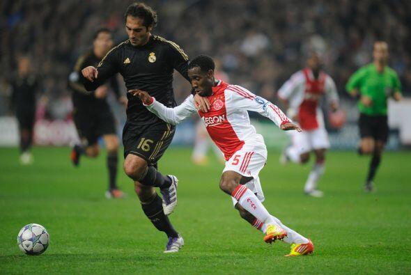 Un histórico de Europa, Real Madrid, visitó al Ajax previo a su duelo an...