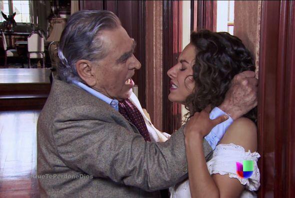 Más que el destino fue Macaria, quien le contó a don Bruno la relación d...