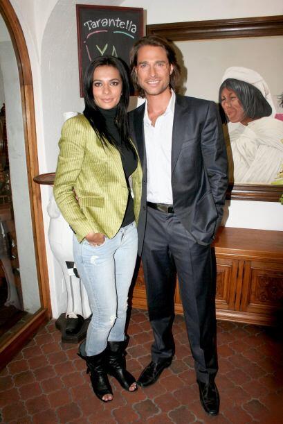 Cecilia Galliano y Sebastián Rulli alguna vez tuvieron un gran amor pero...