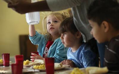 ¿Cuáles son los beneficios para tus hijos de un desayuno saludable?