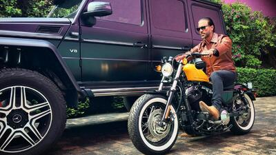 motos y coches de alejandro fernández
