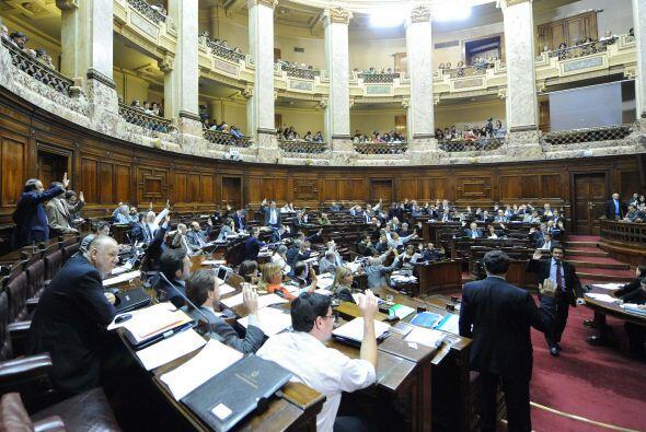 El Senado había aprobado la anulación con una ajustada mayoría, en marzo.
