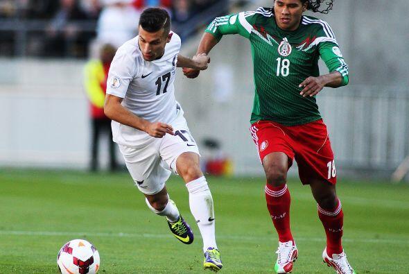 -Los 4 seleccionados mexicanos se reportaron el viernes. Tras la aventur...