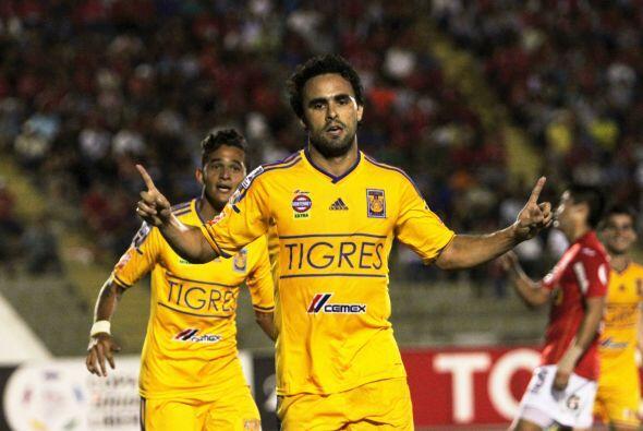Enrique Esqueda ha tenido un torneo destacado con los Tigres, para mala...
