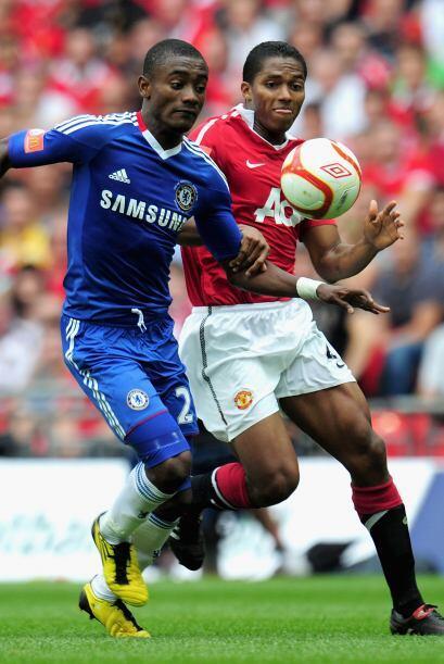 Los 'Blues' recortaron la distancia con un tanto de Salomon Kalou y no p...