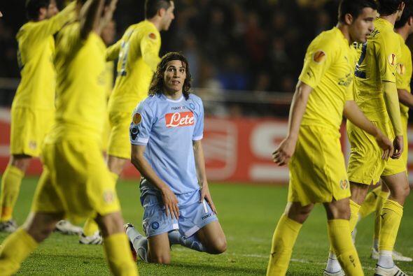El resto del encuentro fue trámite y Villarreal dio cuenta de los italia...