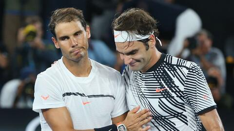 Nadal/Federer