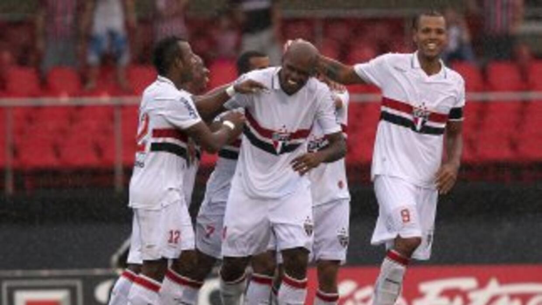Sao Paulo debutó con categórica goleada sobre el Botafogo en el certamen...