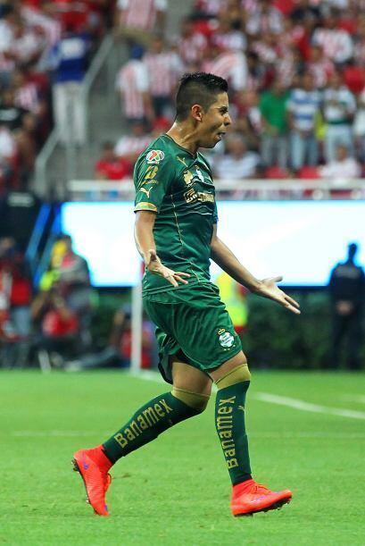 Nestor Calderón se alejó durante mucho tiempo de lo que mostró con el To...