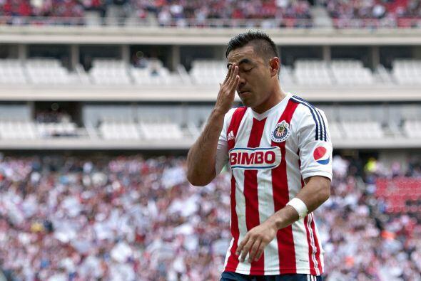 Marco Fabián tiene la oportunidad de demostrar lo que Cruz Azul se perdi...