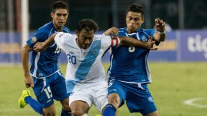 Guatemala vs. El Salvador
