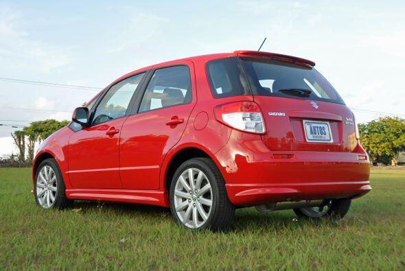 Por $16,724 hay poco autos que se vean tan bien y se comporten de iguael...