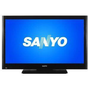 Sanyo DP32242: esta pantalla LED de 32 pulgadas con su acabado negro bri...