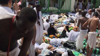 Cómo ocurrió la estampida que dejó 717 muertos y 863 heridos cerca de La...