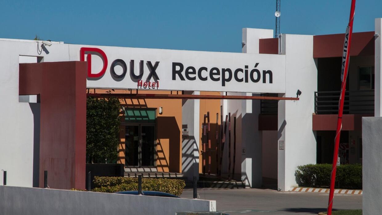 """A este hotel trasladaron a """"El Chapo"""" tras su captura."""