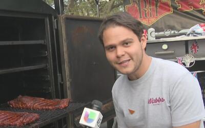 La competencia de carne asada más famosa y más grande del mundo está en...