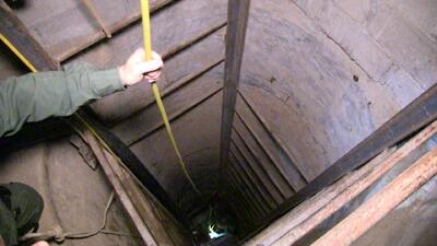 En fotos: Patrulla Fronteriza usa el túnel de 'El Chapo' para entrenar a sus agentes