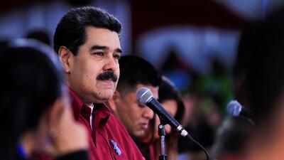 Maduro anuncia que pedirá indemnización por los colombianos que viven en Venezuela