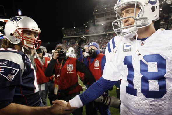 12.- 21 de noviembre del 2010.- Tom Brady llevó el triunfo en la última...
