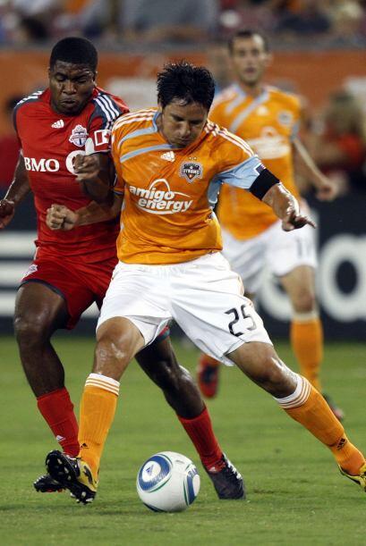 Houston no pudo ganar y se aleja de la liguilla en la MLS.