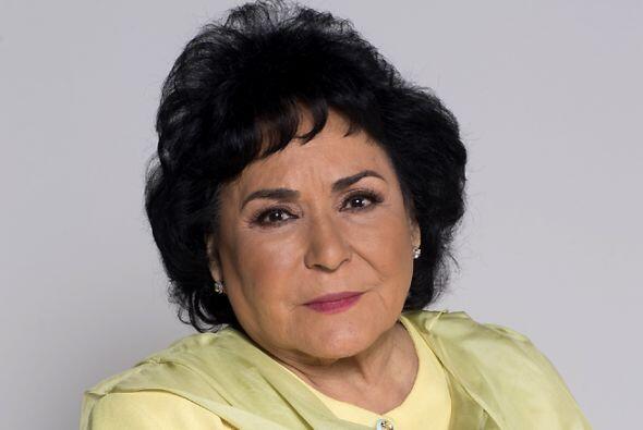 """Actualmente la vemos en """"Mi Corazón Es Tuyo"""" como """"Yolanda"""", la madre de..."""