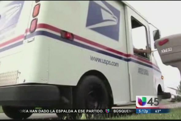 El Servicio Postal también siente la resaca de la economía y han decidid...
