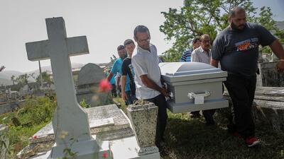 Preocupación en Puerto Rico por número de suicidios registrados tras el paso del huracán María