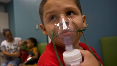 Aumentan casos de asma en Puerto Rico tras el paso del huracán María
