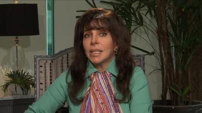 """Verónica Castro pide que se """"respete y se crea a las mujeres"""" y habla de 'La Casa de las Flores', de los millennials y de por qué la gente """"ya no es tonta"""""""