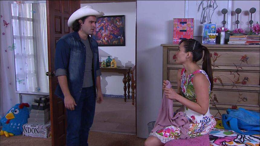 Facundo y Santiago se dieron tremendos