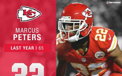 #32: Marcus Peters (CB, Chiefs) | Top 100 Jugadores 2017