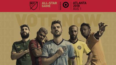 Ya puedes comenzar a votar para que tus jugadores preferidos estén en el All-Star Game de la MLS