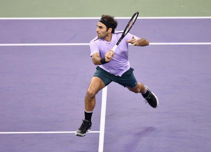 Roger Federer: Campeón del Masters de Shangái gettyimages-861558076.jpg