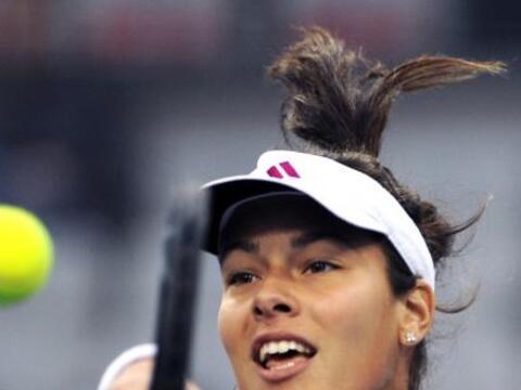 La hermosísima tenista de Serbia Ana Ivanovic ha recuperado buena...