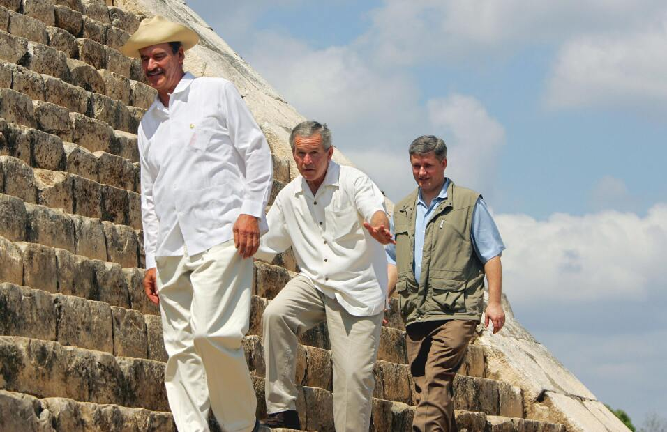 Reunion presidentes 2006