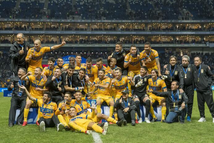 En fotos: Las mejores imágenes de la celebración de Tigres 20171210-2452...