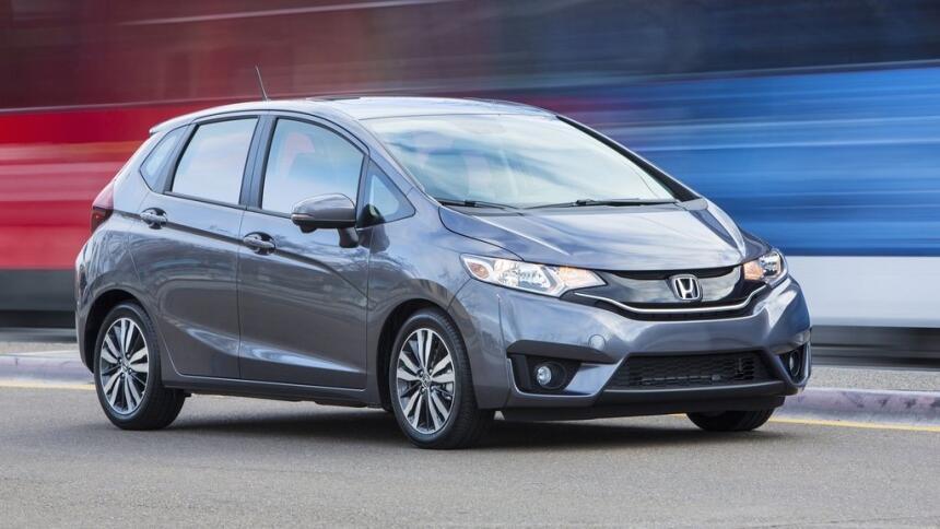 Los 10 autos más 'cool' de 2017 por menos de 18,000 dólares Honda-Fit-20...