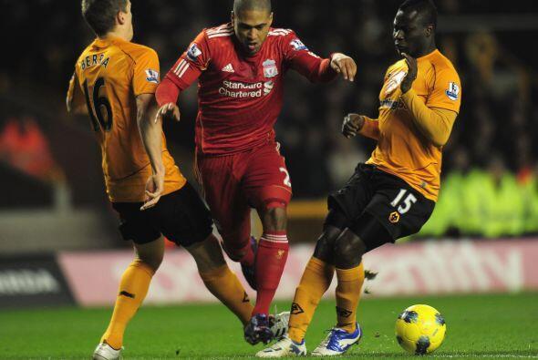 Finalmente, el Liverpool dio una buen exhibición de fútbol en casa del W...