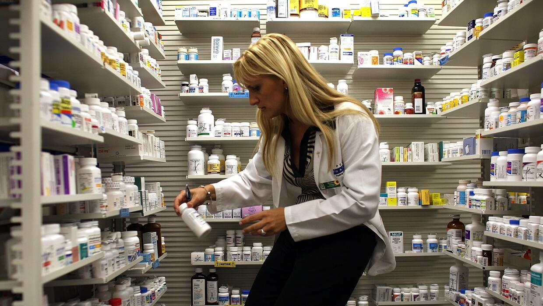 salud antibioticos farmacia