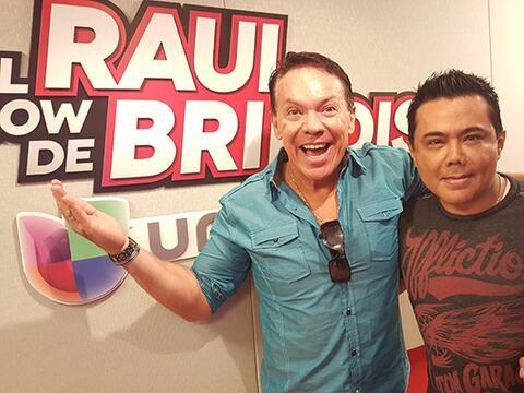 """El actor e hijo de Manuel """"El Loco"""" Valdes estuvo en entrevista."""