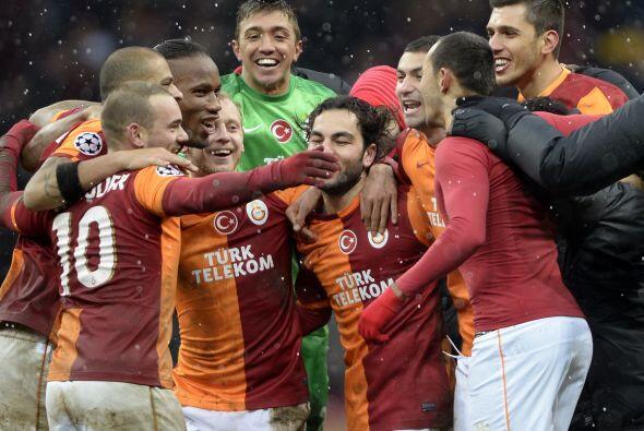 18. Galatasaray (Turquía) 161.9 millones de euros en ingresos durante la...