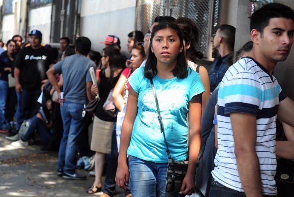 En el caso de los inmigrantes bajo Acción Diferida se except&uacu...